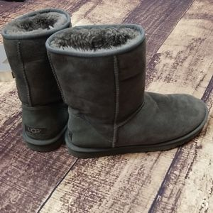 Ugg Gray Shorties